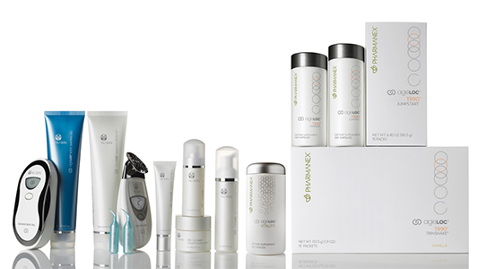 Nu Skin Pharmanex products