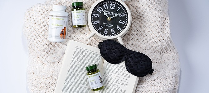 products to help with sleep hygiene